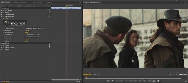 Film Convert Settings 1